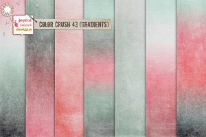 Color Crush 43 {gradients}