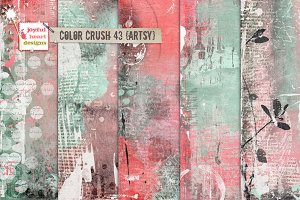 Color Crush 43 {artsy}