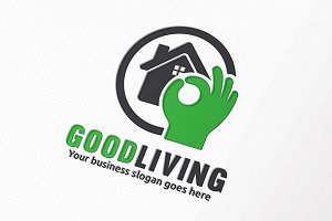 Nice House Logo