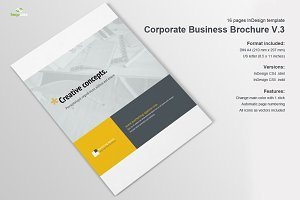 Corporate Business Brochure Vol. 3