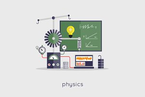 Chemistry Physics Biology Astronomy