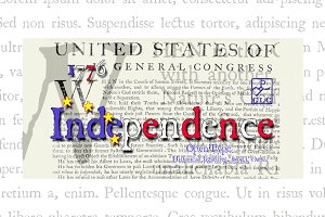 1776 Independence Set OTF