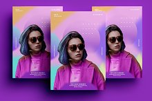Koti Flyer Template by  in Flyers