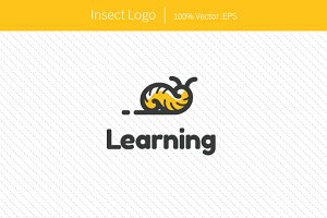 Insect Learning Logo