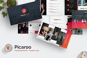 Picaroo - Powerpoint Template