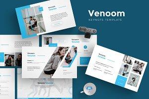 Venoom - Keynote Template