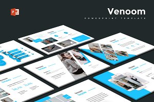 Venoom - Powerpoint Template