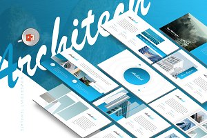 Architech - Powerpoint Template
