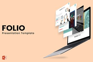 Folio - Powerpoint Template