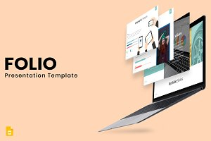 Folio - Google Slides Template