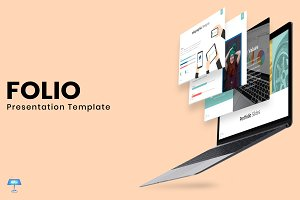 Folio - Keynote Template