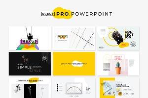 Rexus Minimal & Creative PowerPoint