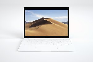 Apple Macbook Mockup 5K