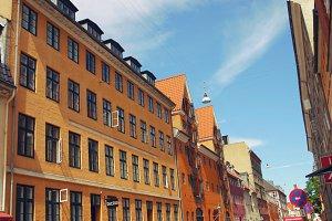 Buildings in Copenhagen
