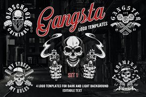 Gangsters templates