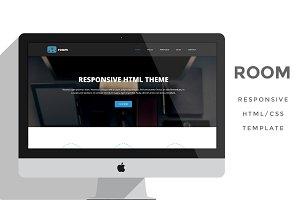 Room - Responsive Portfolio Template