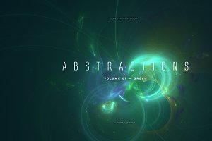 Abstractions Volume 01 — Green