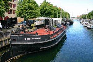 Christianshavn Harbor
