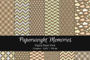 Patterned Paper - Fun Times