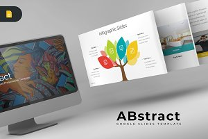 Abstract - Google Slides Template