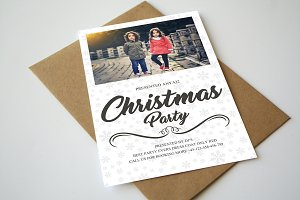 Christmas Invitation & Greeting Card