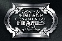 10 Frames Vol.3 - Vintage Ornament