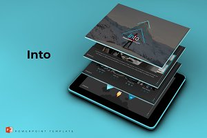 Into - Powerpoint Template