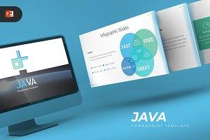 Java - Powerpoint Template