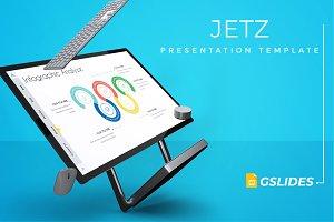 Jetz - Google Slides Template