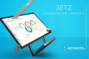 Jetz - Keynote Template