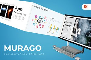 Murago - Powerpoint Template