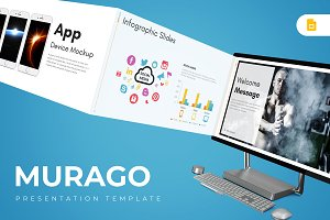 Murago - Google Slides Template