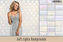 Soft Lights Backgrounds