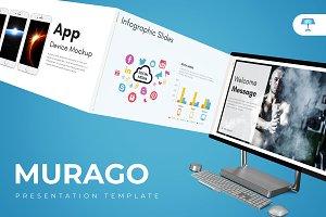 Murago - Keynote Template