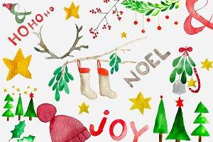 Christmas Fun Clip Art Set