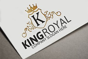 King Royal Logo