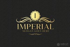 Crest Logo Template 12