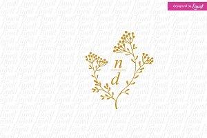 Simple Wedding Logo