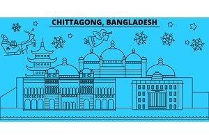 Bangladesh, Chittagong winter