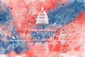 Acrylic Capitol