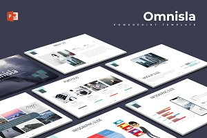 Omnisla - Powerpoint Template