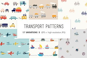 Transport patterns