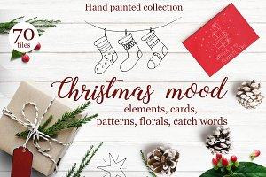 CHRISTMAS MOOD. Design toolkit