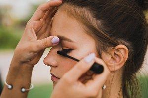 master class make-up