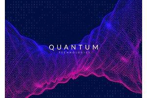 Quantum computing background