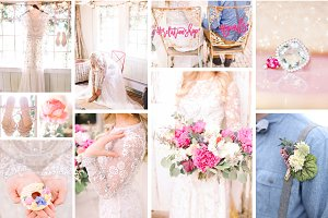 Wedding stock bundle