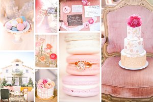 Feminine wedding bundle 2