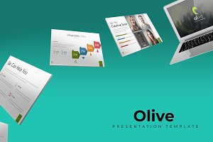 Olive - Powerpoint Template