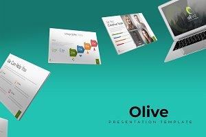 Olive - Google Slides Template