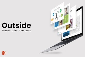 Outside - Powerpoint Template